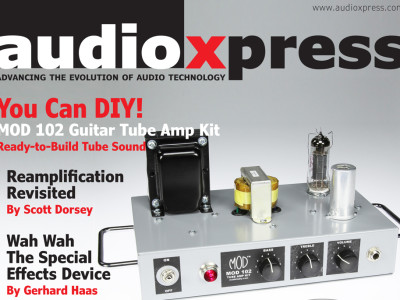 Celebrating Its 14th Year, audioXpress January 2015 Is Available Online