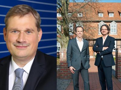 Prof. Dr. Jörg Sennheiser Relinquishes Chairmanship —Dr. Frank Heinricht to Chair the Sennheiser Supervisory Board in 2015