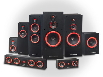 Cerwin-Vega! Showing Its XLS, SL and XD Series at the CES 2015 and NAMM Show