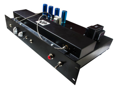 MOD Kits DIY introduces The Wave Analog Tube-Driven Spring Reverb