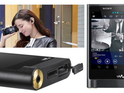 Sony introduces Walkman NW-ZX2 with High-Resolution Audio and many other HRA products at CES 2015
