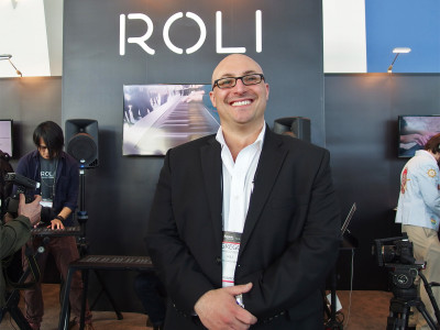 ROLI Announces Gregg Stein to Join as Head of Sales Americas, Launches Ground-Breaking Equator Synth