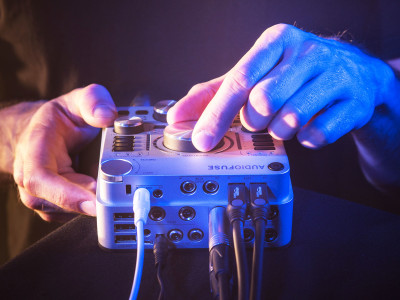 Arturia Unveils AudioFuse Advanced Audio Interface at 2015 NAMM Show