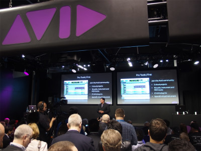 Avid Announces Pro Tools 12 with Collaboration Features, new Free Pro Tools First and Sibelius with Cloud Publishing