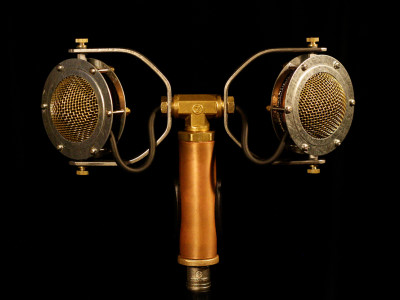 Ear Trumpet Debuts Beautiful Evelyn Stereo Microphone
