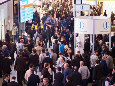 ISE 2015, Largest-Ever Exhibition Points Towards a Four-Day Future