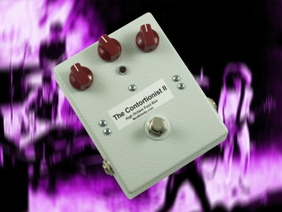 New from MOD Kits DIY: The Contortionist II, High Octane Fuzz