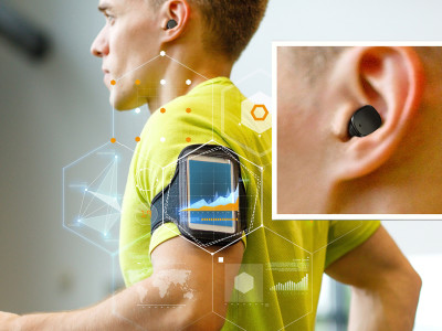 NXP Announces Ultra-Low Power Radio Transceiver Enabling Truly Wireless Earbuds