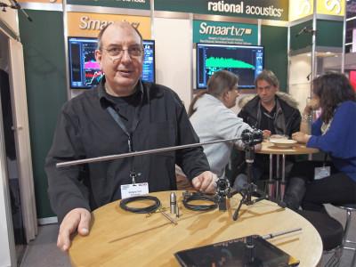 iSEMcon Acoustics Announces new iSEMic Series Measurement Microphones