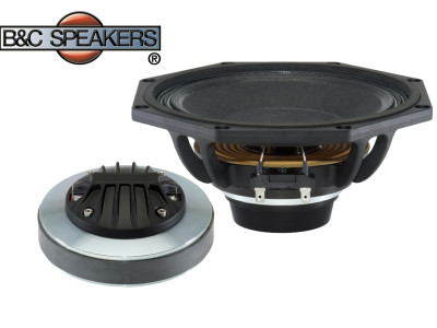"B&C Speakers Expands Woofer Offerings with MBX Series and Adds New Value Oriented 2"" Coil HF Drivers"