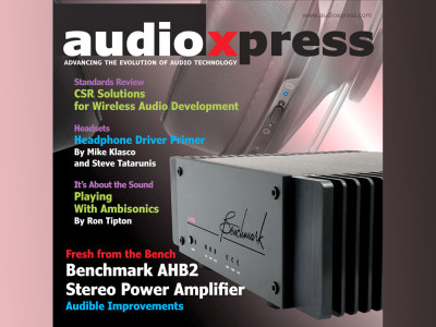 audioXpress April 2015 is Now Available Online and in Print
