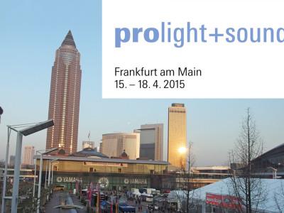Prolight+Sound Conference Agenda for 2015 Published