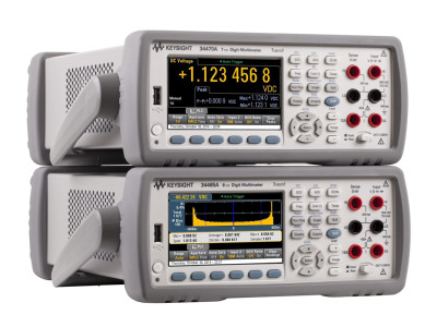 Keysight Technologies Next-Generation 6½, 7½ Digit Performance Digital Multimeters