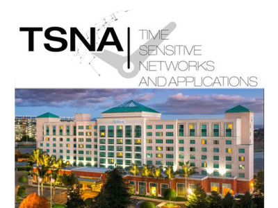 First Annual Conference on Time Sensitive Networking and Applications