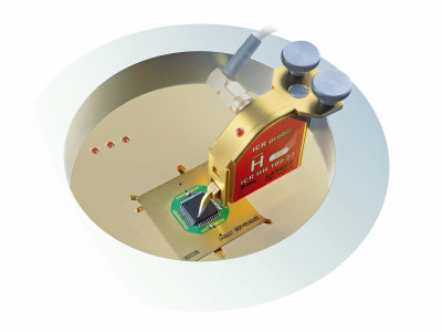 Langer EMV-Technik ICS 105 IC Scanner Allows Measurements of Emission Sources from Integrated Circuits