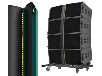 Alcons Audio Introduces Two New Pro-Ribbon Line-arrays at Prolight+Sound 2015