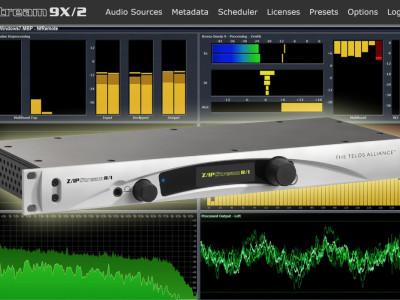 Telos Alliance Debuts Z/IPStream Audio Streaming Tools at NAB 2015