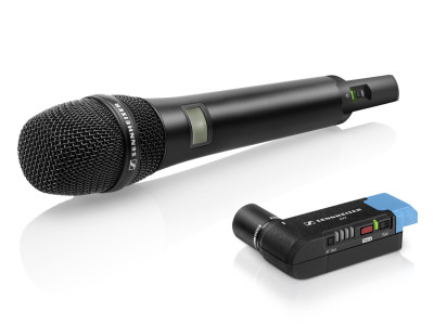 Sennheiser Launches AVX Wireless Microphone Systems for Video Cameras