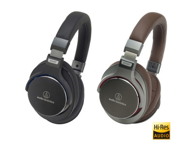 Audio-Technica Shipping New SonicPro ATH-MSR7 Headphones