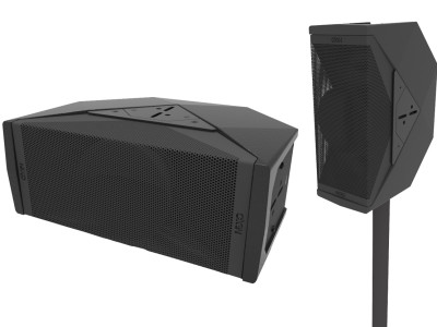 NEXO Previews New ID Series Compact Loudspeakers