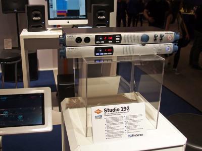 PreSonus Studio 192 Audio Interface Doubles as Studio Command Center