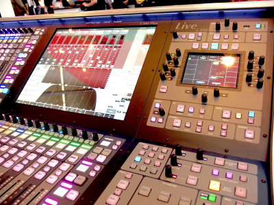 SSL Introduces V3 Software and Dante Option For SSL Live Consoles