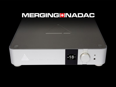 Merging Technologies introduces NADAC, Network Attached DAC