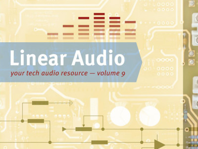 Linear Audio Volume 9 Is Now Available