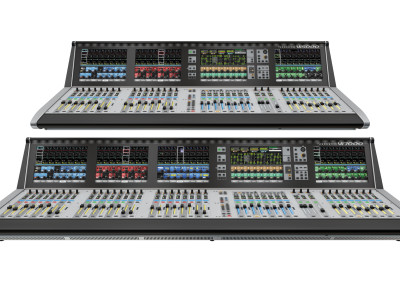 Soundcraft Extends Vi Series Digital Mixing Consoles with new Vi5000 and Vi7000 Models