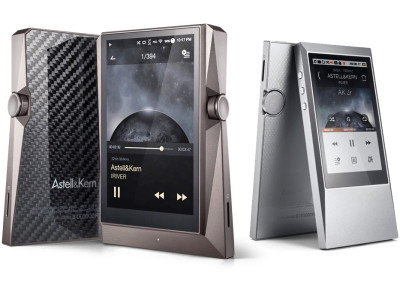 Ambitious Hi-Res Audio Players and DACs from Astell&Kern