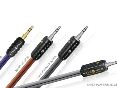 Wireworld Nano Series for Headphones and Portable Audio Devices
