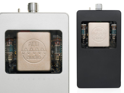 Alo Audio Continental Dual Mono Hybrid Headphone Amp with USB DAC