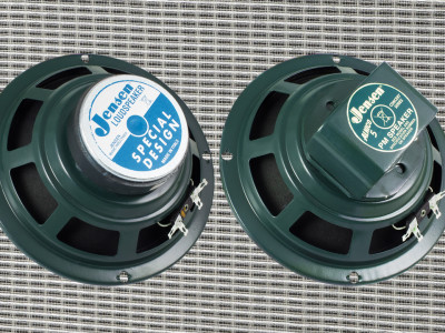 "New 6"" Jensen Vintage Speaker Reissues Available"