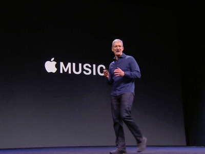 Keeping up with Apple Music