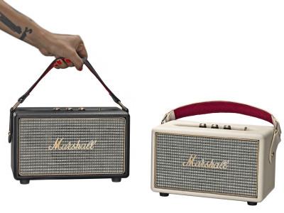 Marshall Headphones Introduces Kilburn Portable Speaker