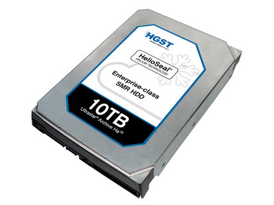 HGST Delivers World's First 10TB Enterprise-Class Hard Disk Drive