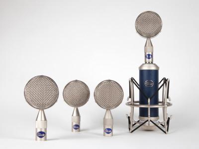 Blue Microphones Announces Bottle Rocket Mic Locker