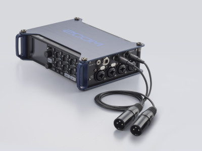Zoom Steps Up Its Game with New F8 MultiTrack Field Recorder
