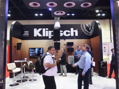 New Loudspeakers for Sound Reinforcement Use from Klipsch