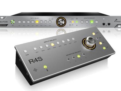 Antelope Audio Introduces R4S Remote Control for Satori Studio Monitor Controller