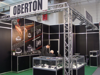 Oberton Introduces New High Frequency, Midbass, and Coaxial Loudspeaker Drivers