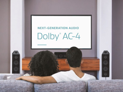 Dolby Promotes Dolby AC-4 Solution for Broadcast and Streaming Services