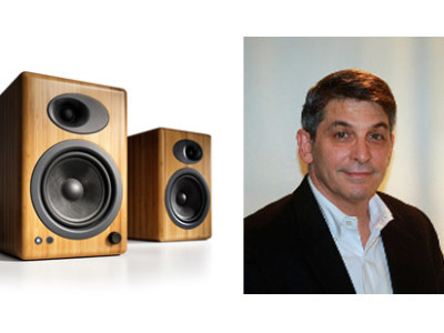 Audioengine Appoints David Solomon as VP of Global Sales and Marketing
