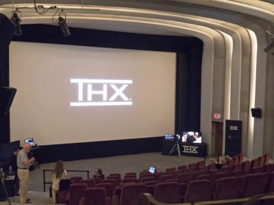 THX Certifies the Original THX Certified Screening Room at 32TEN Studios