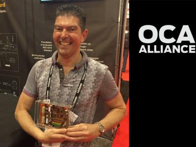OCA Alliance unveils OCA Micro Demonstration Platform