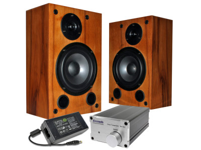 Trends Audio Designs Affordable Hi-Fi Solution for Computer as Source
