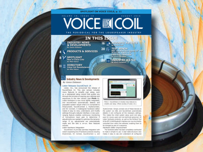 Voice Coil August 2015 is Now Ready for Download
