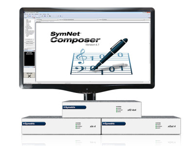 Symetrix Launches New Dante I/O Expansion Devices and Updates SymNet Composer