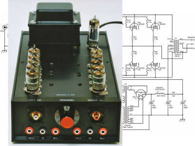 Construct a Four-Parallel 5670W Push-Pull Amplifier