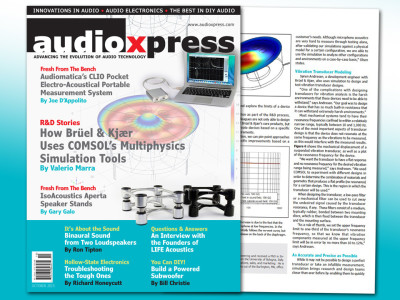 audioXpress October 2015 Is Here! Download It Now!